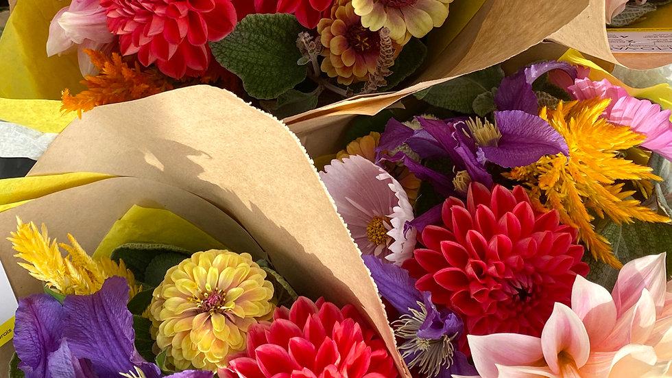 Custom Bouquets & Arrangements