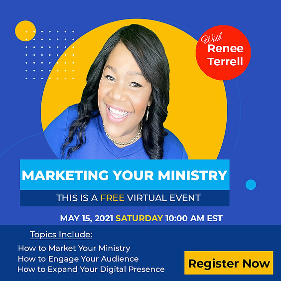 Marketing Your Ministry Masterclass