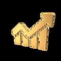 Gold Growing Graph Symbol.G02.2k V2.png
