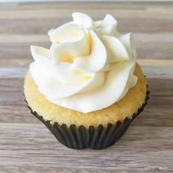 Simply Vanilla Cupcakes