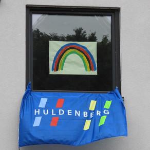 Huldenberg als Mooiste WK-Dorp
