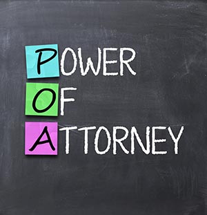 Do YOU have a Power of Attorney (POA)?