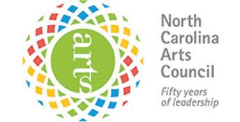 North Carolina Arts Council Logo