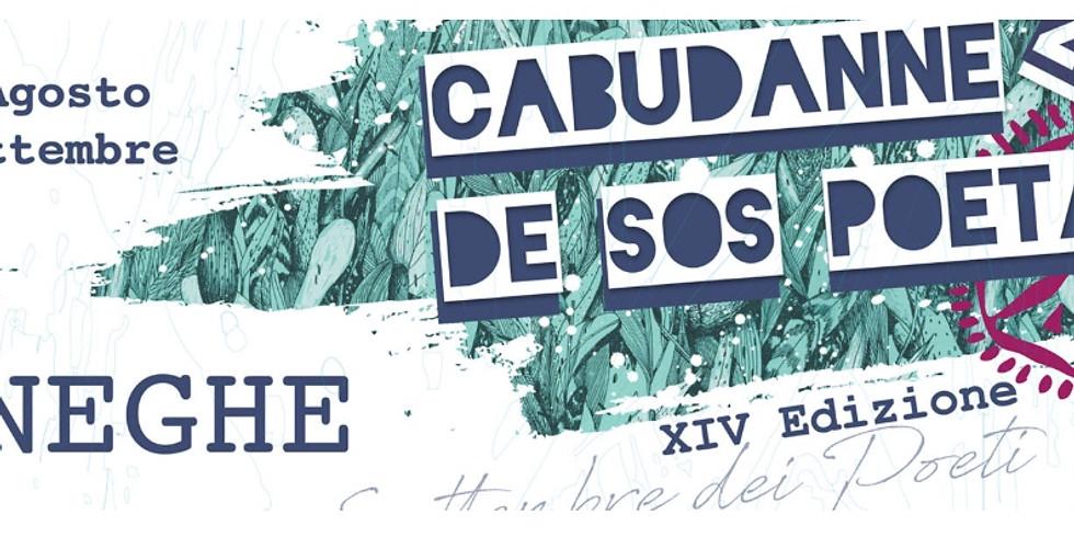 CABUDANNE DE SOS POETAS 2018