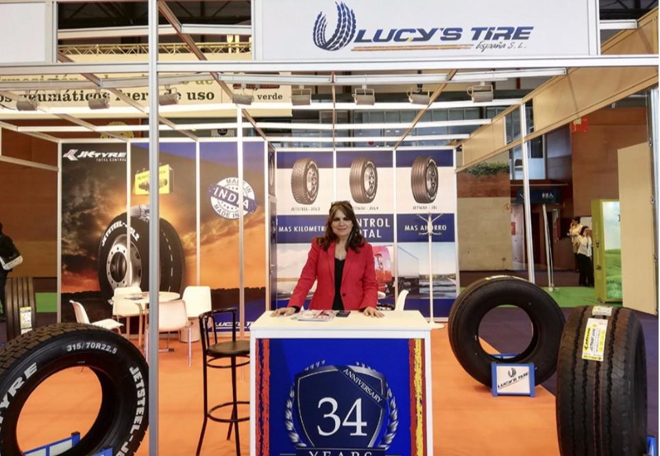 Lucy's Tire Automechanika 2019