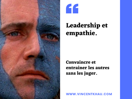 Leadership et empathie