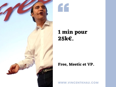 FREE,Meetic et VP
