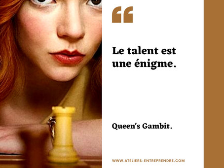 le gambit dame
