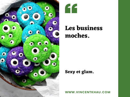 LES BUSINESS MOCHES