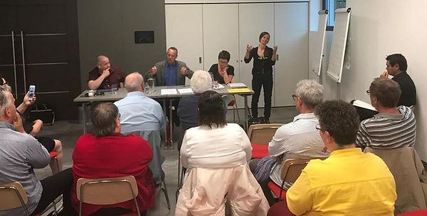 Forum romand de politique sociale, mai 2018