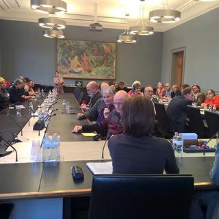 AGILE.CH Präsidentinnen-/Präsidentenkonferenz 2018