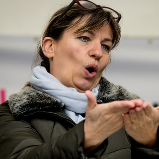 Rednerin Dragana Veljkovic