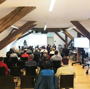AGILE.CH Delegiertenversammlung 2019