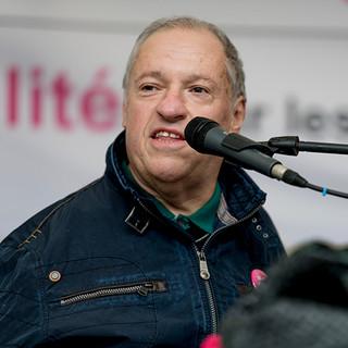 Redner Christian Lohr
