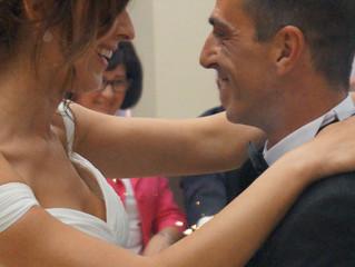 Photocall de Andrés y María
