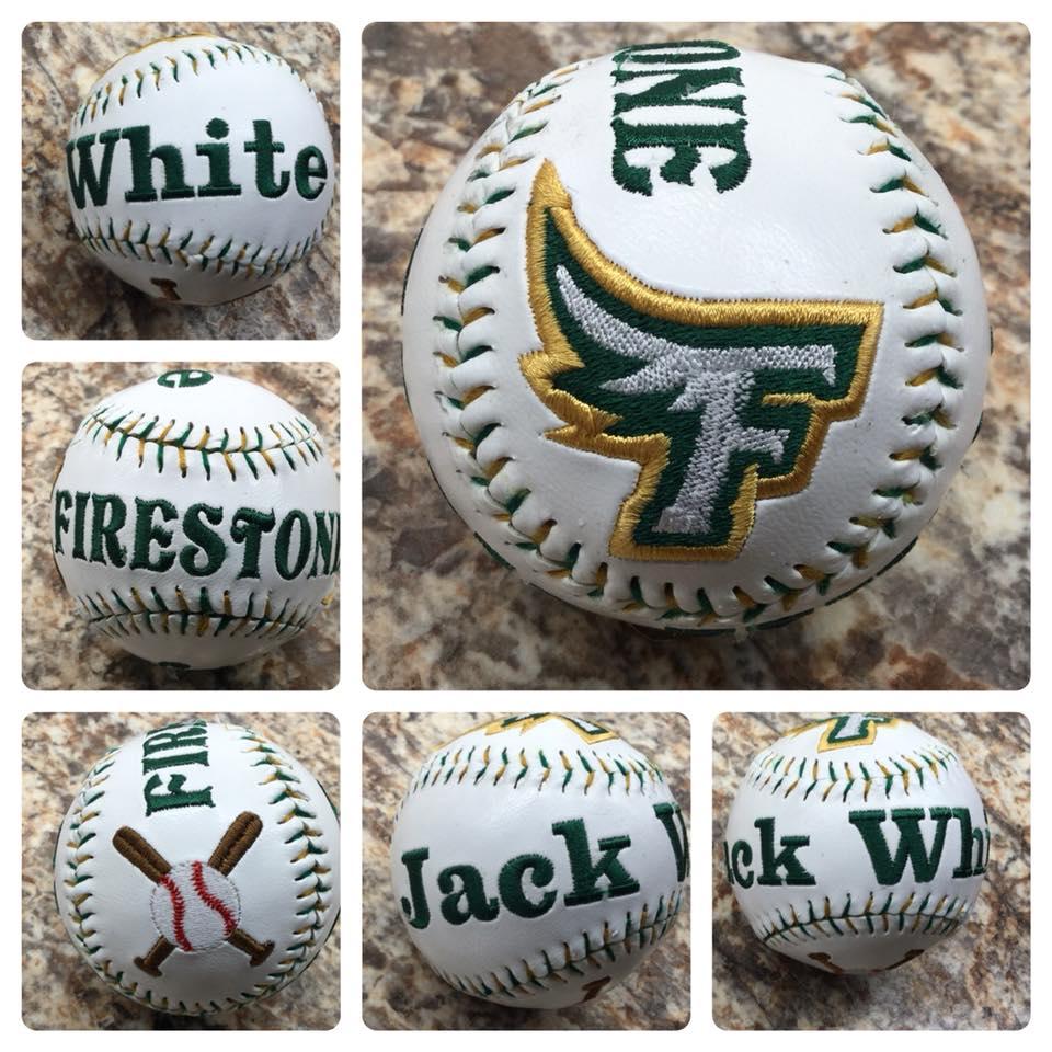Baseball - Firestone