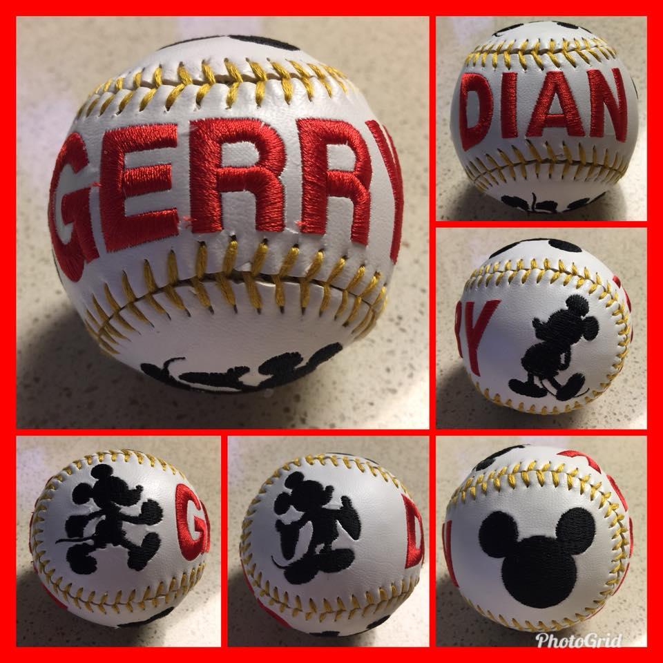 Disney Baseball