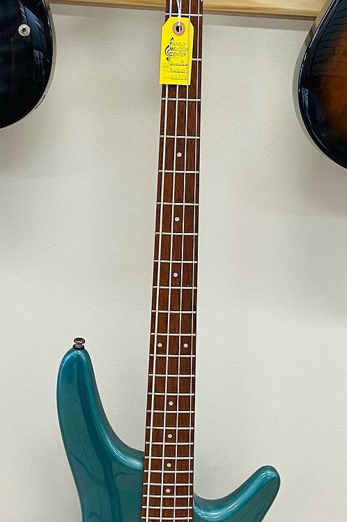 Ibanez SR300 Bass Guitar - Cerulean Aura Burst