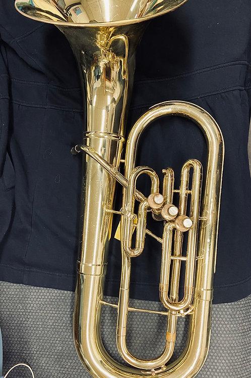 Olds Ambassador Baritone Horn