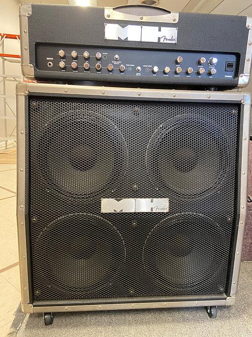 Fender Metal Head & Speaker Combo 4X12 Amplifier