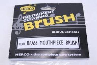Herco Brass Mouthpiece Brush
