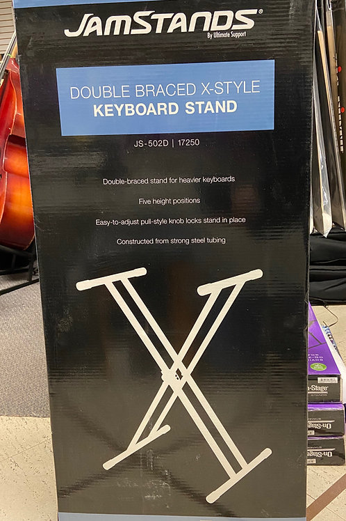 JAM STANDS Keyboard Stand  ~  JS-502D