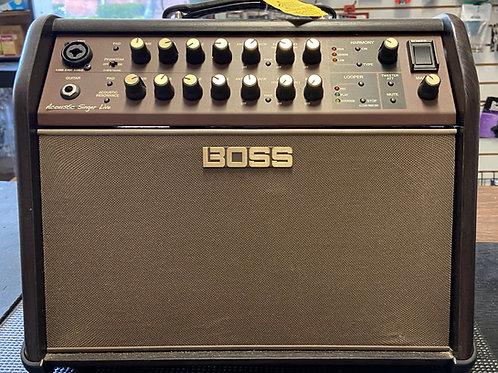 BOSS ACS ACOUSTIC SINGER LIVE Acoustic Guitar