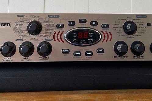 Behringer BassV-Amp Pro