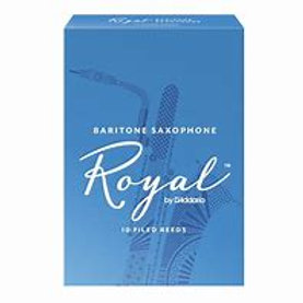 Bari Sax Royal by D'Addario (10 Pack)