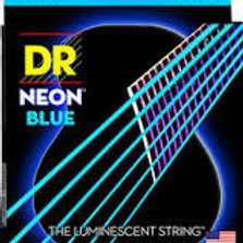 DR Acoustic Guitar Strings NEON  (NGA-11)