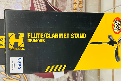 Flute / Clarinet  DS640BB