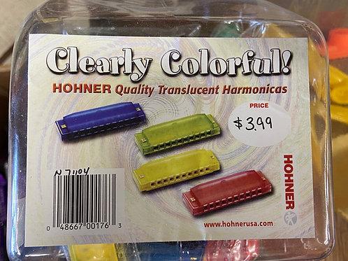 Hohner Translucent Harmonica