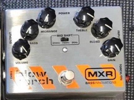 MXR Bass Innovations Effect Pedal