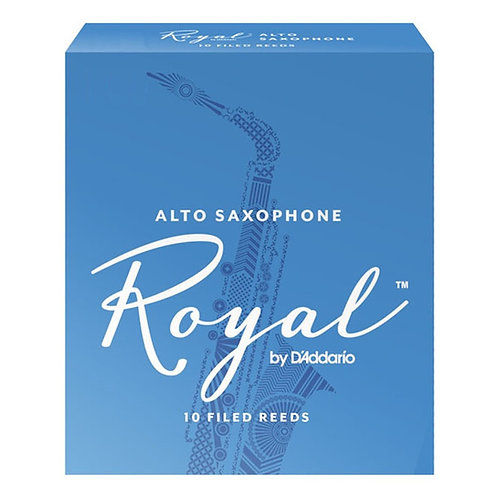 Alto Saxophone Royals by D'Addario (10 Pack)