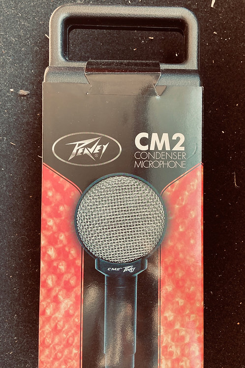 Peavey CM2 Condenser Microphone