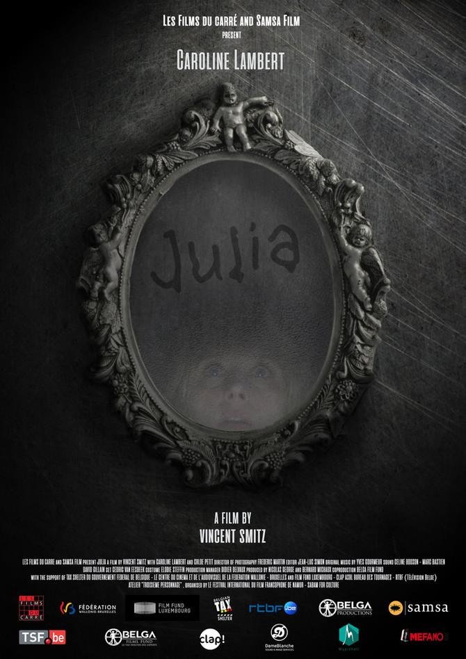"""Super critique sur cinergie.be pour """"Julia"""" de Vincent Smitz"""