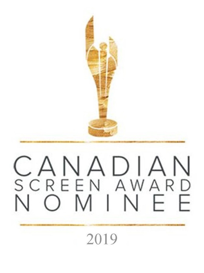Canadian Screen Award 2019  Nominee