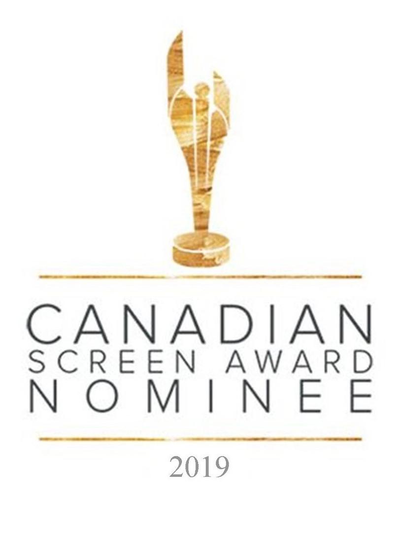 Canadian Screen Award 2019  Nominee