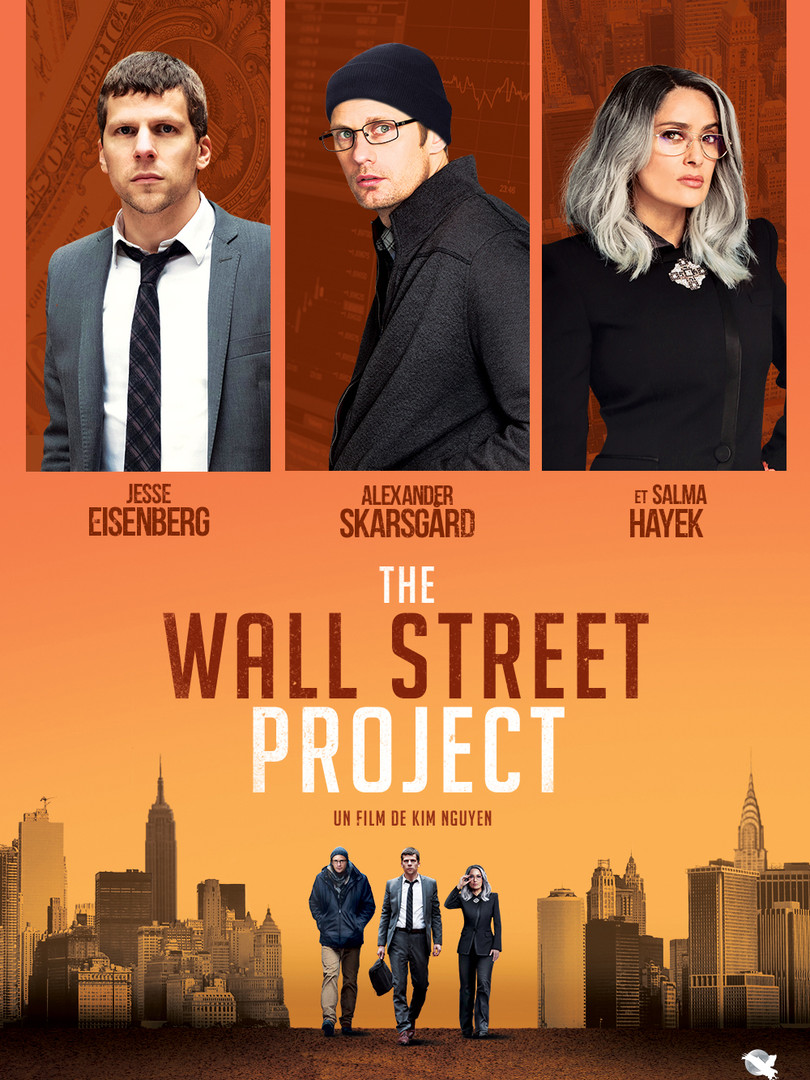 The Wall Street Project - Kim Nguyen