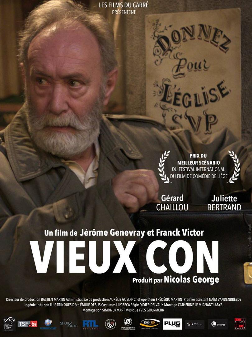 Vieux Con - Franck Victor