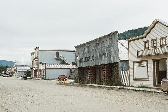 Canada-Dawson-city-(6)-Il-était-une-fois