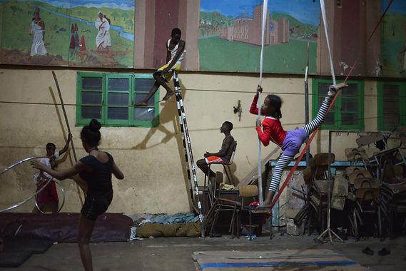 Coulisses Ethiopiennes