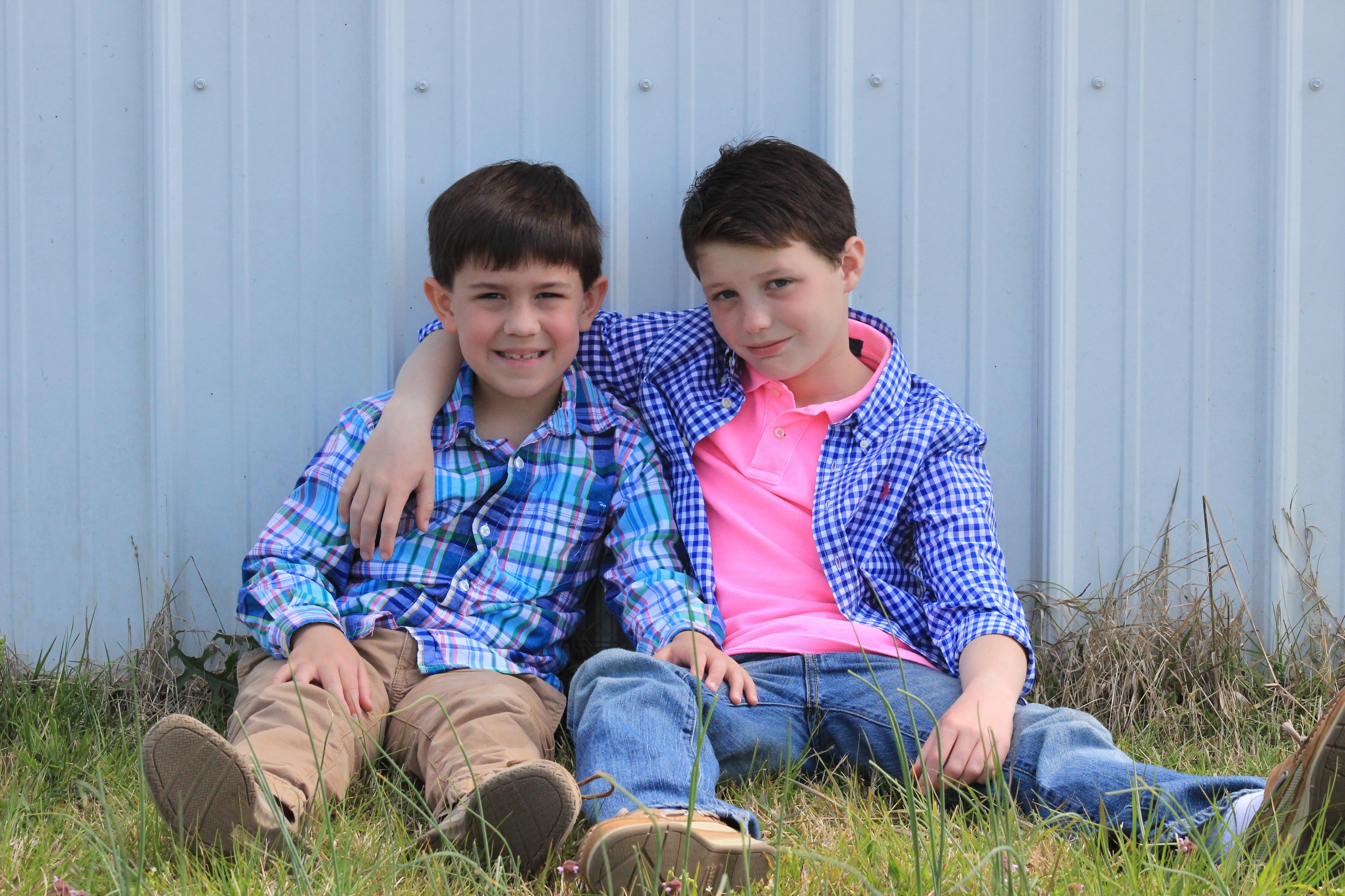 Caleb & Peyton