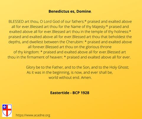 Benedictus - 1928 BCP Eastertide .png