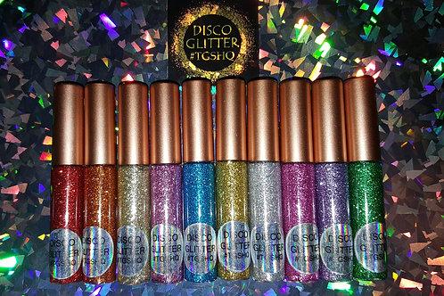 Disco Glitter Gel Eyeliner in x10 shade