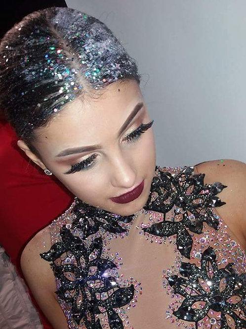Glam Lashes style Disco Princess