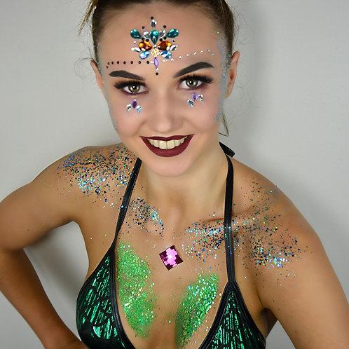 MOLLY Mermaid Chunky Mix Disco Glitter 10g