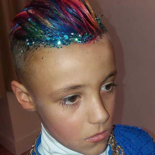 SUPERSTAR Chunky Mix Disco Glitter 15g