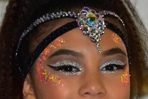 RAVERBABY Chunky UV Mix Disco Glitter 15g