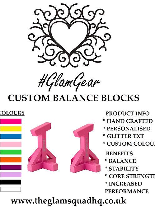 Custom Balance Blocks